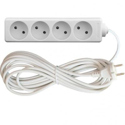 Сетевой фильтр питания LogicPower LP-WX4 5м (3313)