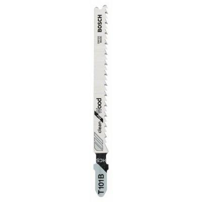 Полотно BOSCH PT T101 B, HC, 5 шт, к электролобзику (2.608.630.030)