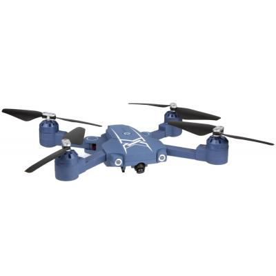 Квадрокоптер BAO NIU HC629WF Cam Foldable (blue)