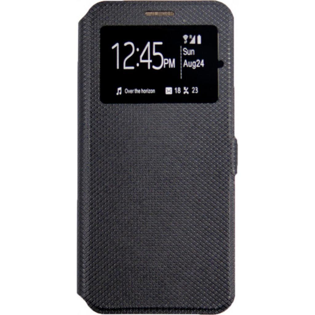 Чехол для моб. телефона DENGOS Flipp-Book Call ID Xiaomi Redmi Note 8, black (DG-SL-BK-250) (DG-SL-BK-250)