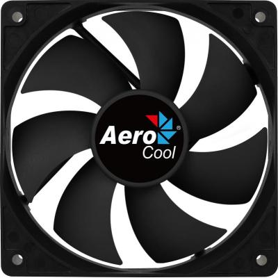 Кулер для корпуса AeroCool Force 12 PWM Black 4 (4718009158016)