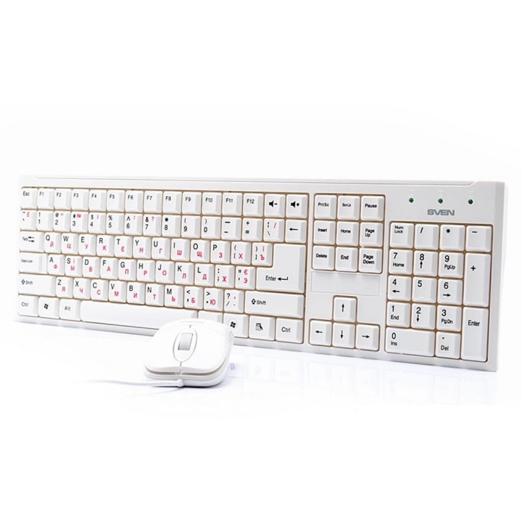 Комплект SVEN 310 Standard Combo (310 white)