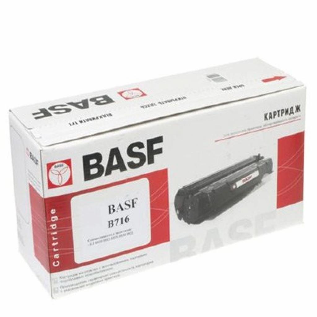 Картридж BASF для Canon 716 Black (для LBP-5050/5050N та ін) (B716Bk)