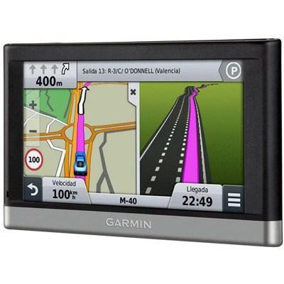 Автомобильный навигатор Garmin nvi 2597 Nuvlux (010-01123-40)