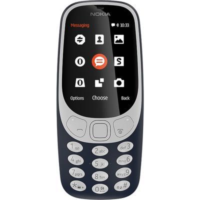 Мобильный телефон Nokia 3310 Blue (A00028099)