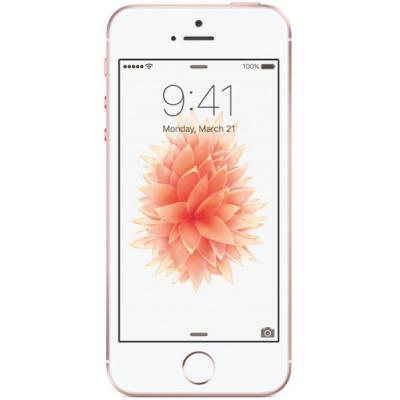 Мобильный телефон Apple iPhone SE 32Gb Rose Gold (MP852UA/A)
