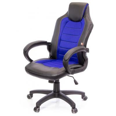 Кресло игровое АКЛАС Астон W PL TILT Синее (10472)