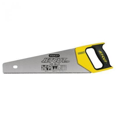 Ножовка Stanley Jet-Cut Fine 11 зубьев на дюйм, длина 380 мм (2-15-594)