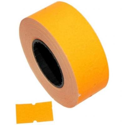 Этикет-лента Aurika 21х12 orange(упаковка 5шт) (2112O-5)
