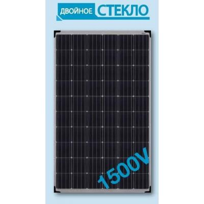 Солнечная панель JASolar 270W, Poly, 1500V, DoubleGlass (JAP6DG1500-60-270W)