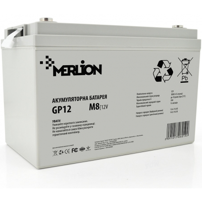 Батарея к ИБП Merlion 12V 80Ah (RDC12-80)