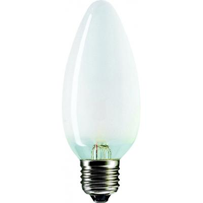 Лампочка PHILIPS E27 60W 230V B35 FR 1CT/10X10F Stan (8711500056511)
