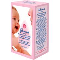 Вкладыш для бюстгальтера Johnson's Baby 30 шт (3574660444339)