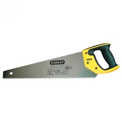 Ножовка Stanley Jet-Cut Fine 11 зубьев на дюйм, длина 450 мм (2-15-595)