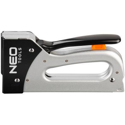 Степлер строительный NEO 6-12 мм, скоба J (16-020)