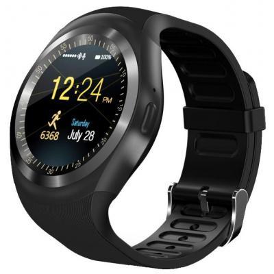 Смарт-часы UWatch Y1 Black (F_75229)