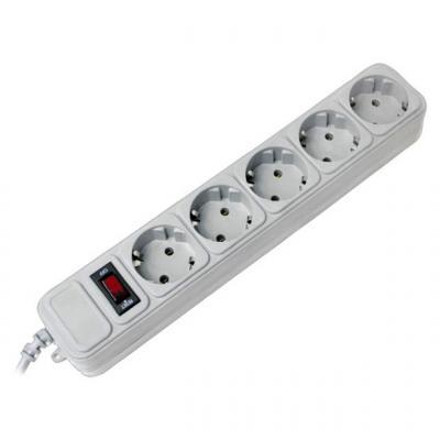 Сетевой фильтр питания GEMBIRD SPG3-B-6 (SPG5-G-6G)