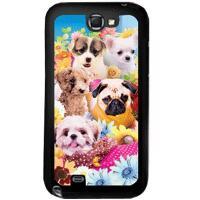 Чохол до моб. телефона Drobak для Samsung N7100 Galaxy Note II (puppies) 3D (938903)