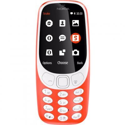 Мобильный телефон Nokia 3310 Red (A00028102)