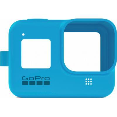 gopro Аксессуар к экшн-камерам GoPro Sleeve&Lanyard Blue для HERO8 (AJSST-003) 000686842