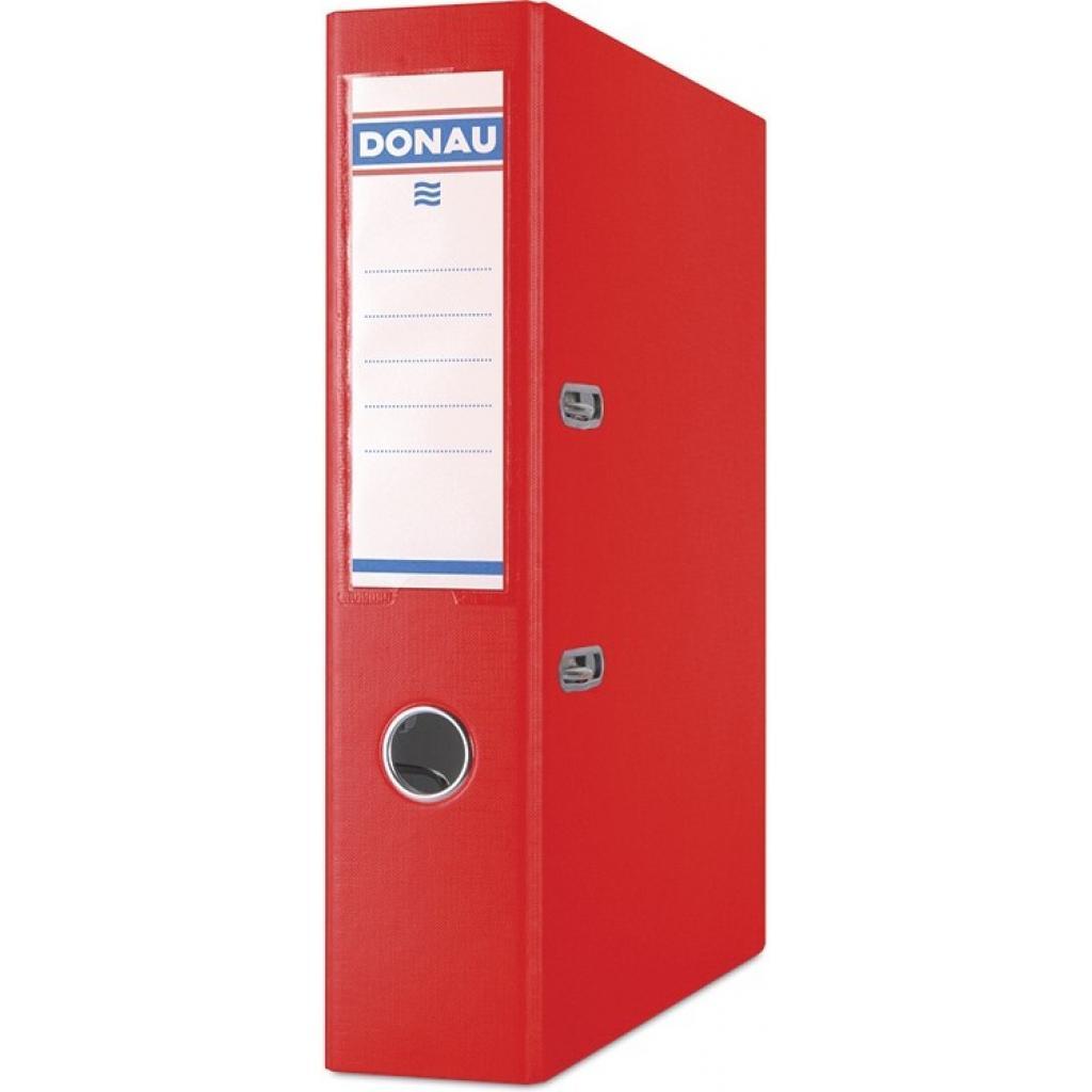 Сегрегатор Donau А4/70 PVC-карт, красный