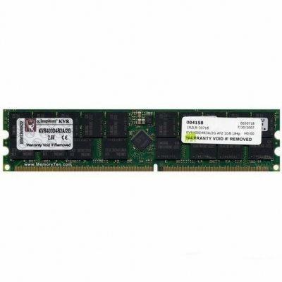 Модуль памяти для сервера DDR 1024MB Kingston (KVR400D4R3A/1G)