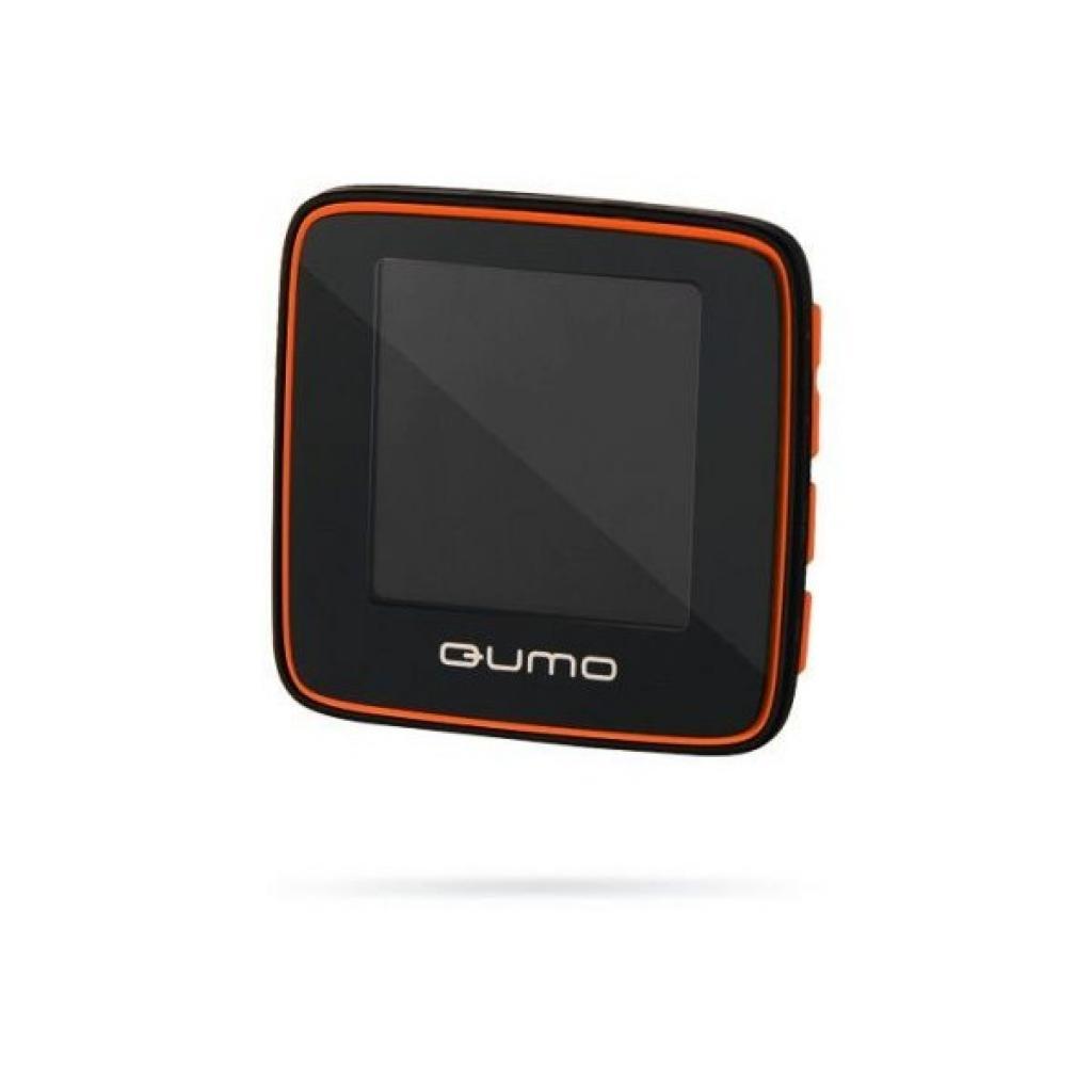 mp3 плеер Qumo Boxon 4GB rubber black