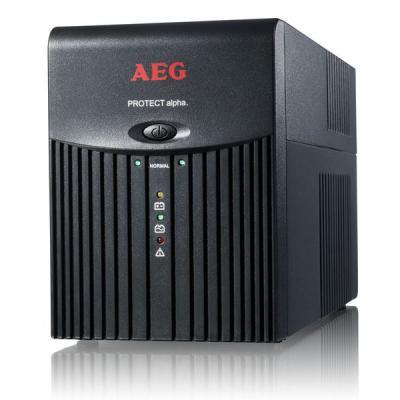 Источник бесперебойного питания AEG Protect ALPHA 1200 (6000014749)