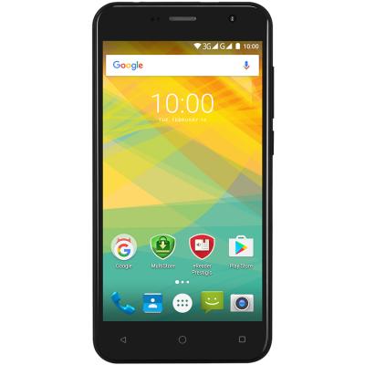 Мобильный телефон PRESTIGIO MultiPhone 7511 Muze B7 DUO Black (PSP7511DUOBLACK)