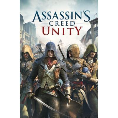 Игра PC Assassin's Creed: Unity