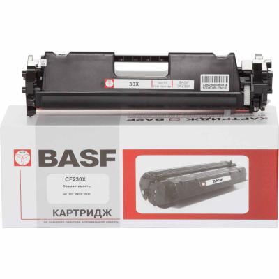 Картридж BASF для HP LaserJet Pro M203/227 аналог CF230X Black (KT-CF230X)