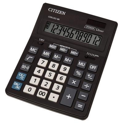 Калькулятор Citizen CDB1201-BK
