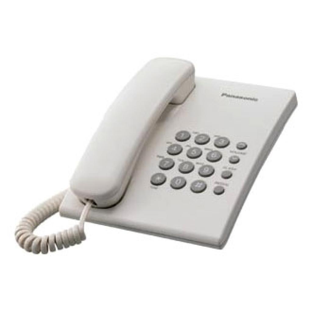 Телефон KX-TS2350 PANASONIC (KX-TS2350UAW)