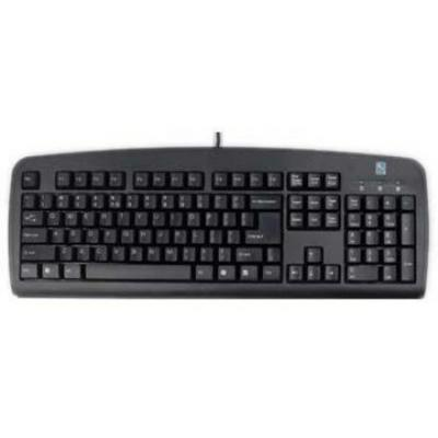 Клавиатура A4-tech KB-720(A) BLACK PS