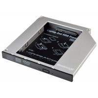 Фрейм-перехідник Grand-X HDD 2.5'' to notebook 12.7 mm ODD SATA/mSATA HDC-25 (HDC-25)