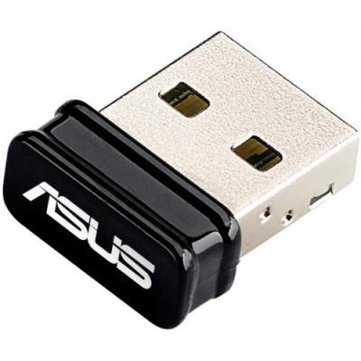 Сетевая карта Wi-Fi ASUS USB-N10 Nano