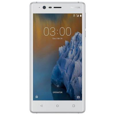 Мобильный телефон Nokia 3 Silver White