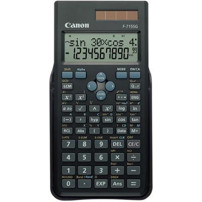 Калькулятор Canon F-715SG Black (5730B001)