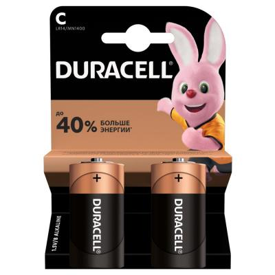Батарейка C LR14 * 2 Duracell (LR14 MN1400 (2))