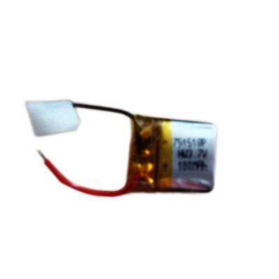 Аккумулятор для дрона CTW CTW Li-Polimer battery 3.7V 100 mAh (R22335-1)
