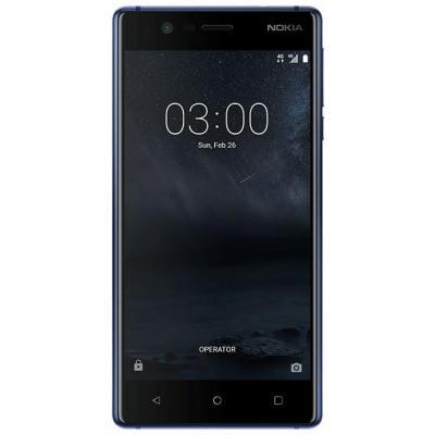 Мобильный телефон Nokia 3 Blue