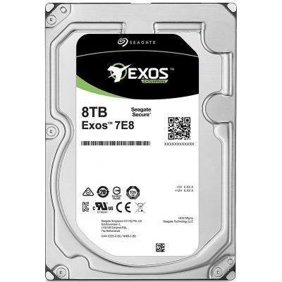 """Жесткий диск 3.5"""" 8TB Seagate (ST8000NM0045)"""