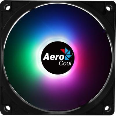 Кулер для корпуса AeroCool Frost 12 PWM FRGB (4718009158085)