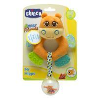 Погремушка Chicco Гипопотам (07200.00)