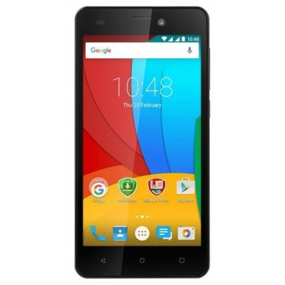 Мобильный телефон PRESTIGIO MultiPhone 5502 Muze A5 DUO Black (PSP5502DUOBLACK)