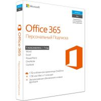Офісний додаток Microsoft Office365 Personal Russian Sub 1YR Central/Eastern Euro Onl (QQ2-00548)