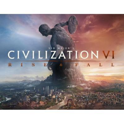 Игра 2K Games Sid Meier's Civilization VI: Rise and Fall (16022548)