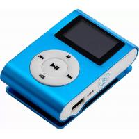 mp3 плеєр TOTO With display&Earphone Mp3 Blue (TPS-02-Blue)