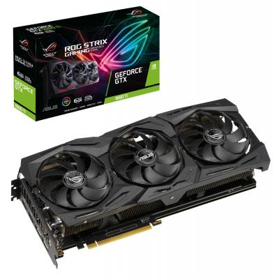 Видеокарта ASUS GeForce GTX1660 Ti 6144Mb ROG STRIX GAMING (ROG-STRIX-GTX1660TI-6G-GAMING)