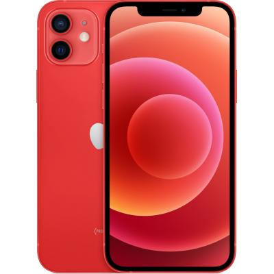Мобильный телефон Apple iPhone 12 64Gb (PRODUCT) Red (MGJ73FS/A | MGJ73RM/A)